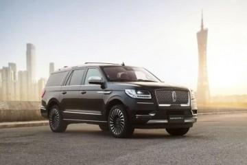 轴距超3米美式尖端SUV上台外观大气价格真实