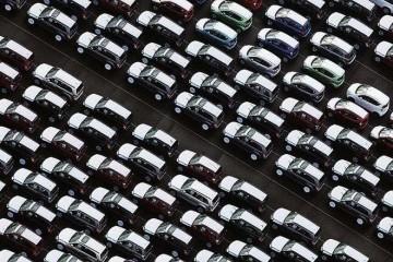 全球轿车停工潮检测我国车企供应链