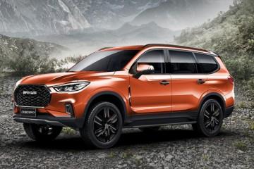 新增柴油动力上汽MAXUSD90Pro行将上市