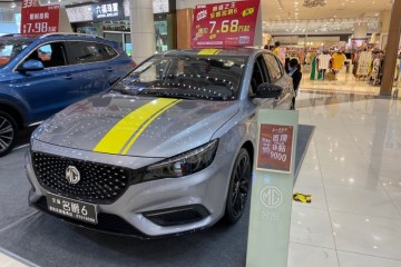 GLB优惠五万荣威RX5优惠1.8万5月购车适宜吗