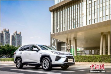 威兰达上市强势助力广汽丰田4月销量63607台
