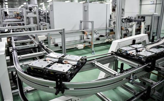 挑战宁德时代比亚迪将对外销售电池不排除业务分家